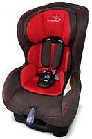Автокресло Wonderkids Crown Safe красный/коричневый WK01-CS11-011