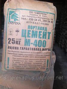 Цемент М400 - А,  25кг