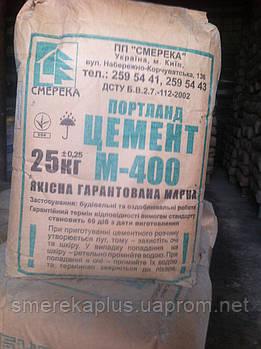 Цемент М400 - А, купити цемент в Києві