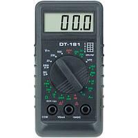 Цифровой мультиметр тестер DT-181