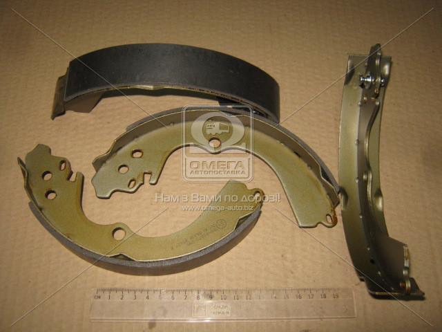 Колодка торм. барабан. Forester 02-05/Impreza/Legacy 228X35 (пр-во LPR) 06230