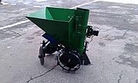 Картофелесажалка мотоблочная КСМ-1ЦУ (зеленая), фото 1
