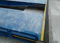 Резиновый уплотнитель для увеличения срока службы автомобильных и железнодорожных (вагонных) весов, фото 1