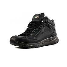 Ботинки демисез мужские Grisport Gri14005 черная кожа
