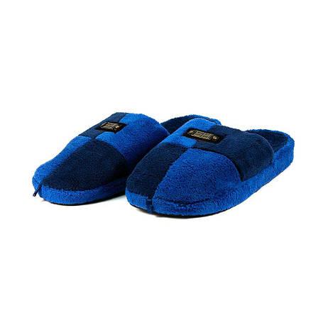 Тапочки комнатные мужские Home Story 81876-AC синие, фото 2