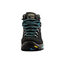 Ботинки демисез женск Grisport Gri13505 черный нубук, фото 3