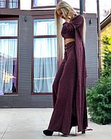 Ангоровый костюм тройка 1234, фото 1