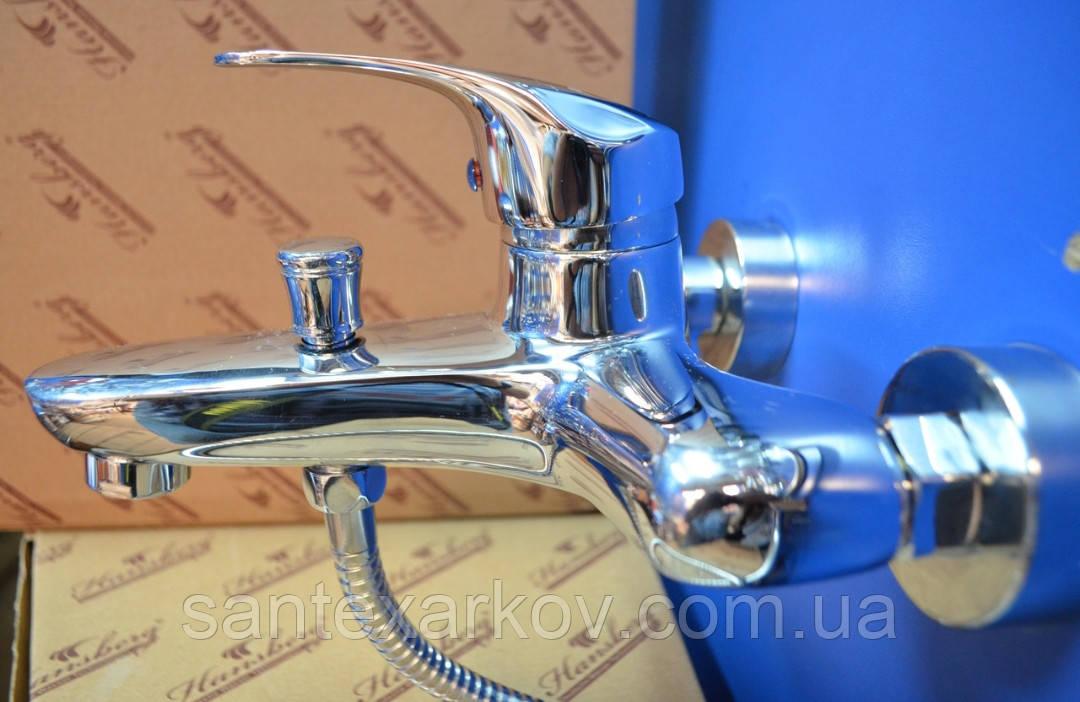 Смеситель для ванны Smack 7777