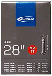 Камера Schwalbe 17 SV 28x1,2-1,75 Presta