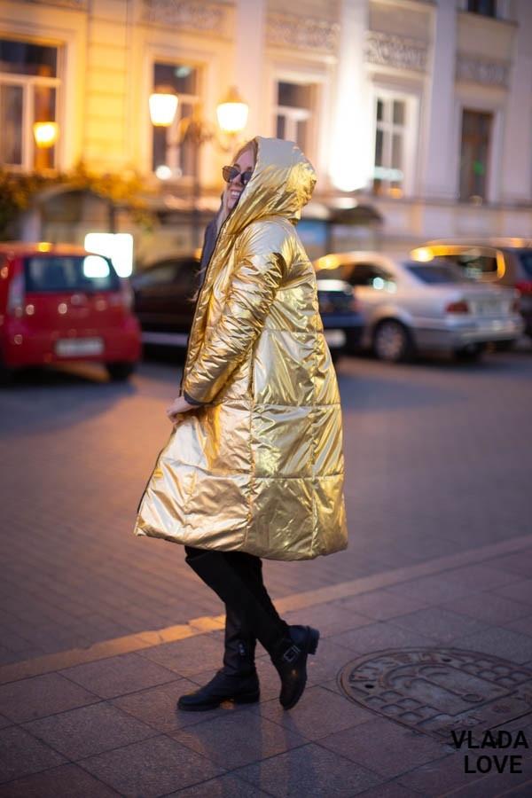 Куртка двухстороняя зимняя
