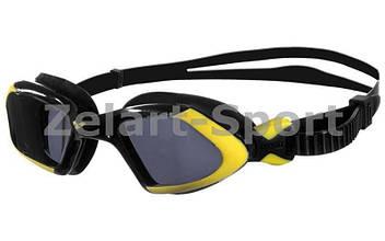 Очки для плавания VIPER UNISEX OK-17 (поликарбонат, TPR, силикон, цвета в ассортименте)