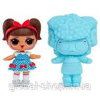 Кукла Лол Капсула L.O.L. Surprise Under Wraps Doll- Series Eye Spy,кукла лол капсула декодер, фото 2