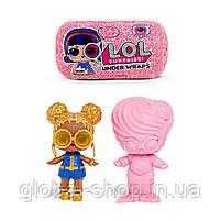 Кукла Лол Капсула L.O.L. Surprise Under Wraps Doll- Series Eye Spy,кукла лол капсула декодер, фото 8