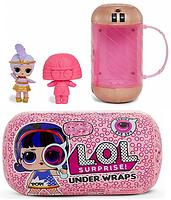 Кукла Лол Капсула L.O.L. Surprise Under Wraps Doll- Series Eye Spy,кукла лол капсула декодер, фото 10