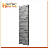 Радиатор ROYAL THERMO PianoForte TOWER Silver Satin 22