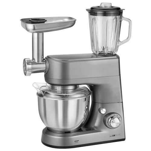 Кухонная машина (5 л., тестомес, профессиональный миксер) CLATRONIC KM 3648 titan