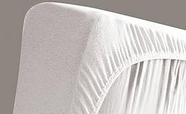 Наматрасник-Чехол VIALL КРУГЛЫЙ (дышащий, непромокаемый) цвет белый 71х71х10