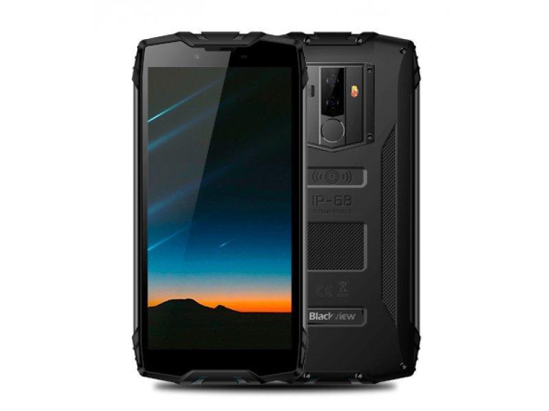 Распаковка Blackview BV6800 Pro, IP68 IP69K с 6580mAh + NFC