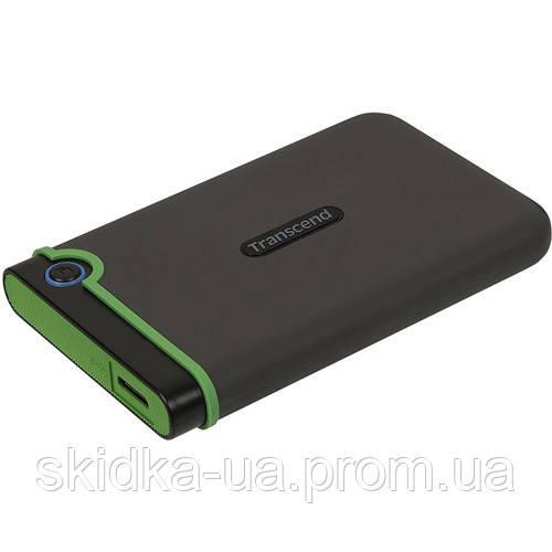 Купить Внешний жесткий диск Transcend StoreJet USB 1TB Iron Gray Slim (TS1TSJ25M3S)