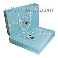 Конфеты в коробке Dy'Nastie Династия миндаль с апельсином шоколадные 205 г