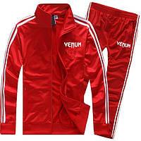 Демисезонный спортивный костюм Венум, Venum, красный (в стиле)