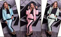 Женский костюм зимний с меховой отделкой, с 42-82 размер, фото 1