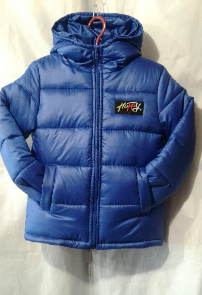 Детская куртка подростковая на мальчика 122-146