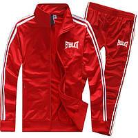 Мужской спортивный костюм Эверласт, Everlast, красный (в стиле)