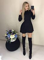 """Стильное платье мини """" French """" Dress Code , фото 1"""