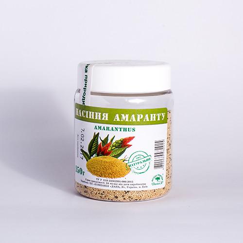 Семена Амаранта 150 г банка