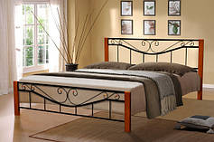 Кровати из металла.