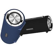 Портативная акустическая стерео колонка Hopestar H39 влагозащитная (BLUETOOTH, MP3, AUX, MIC)