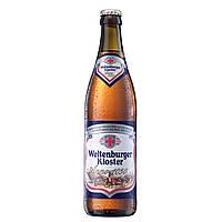 """Пиво """"Вельтенбургер Кльостер Анно1050"""" Weltenburger Kloster Anno 1050  0,5л, Німеччина, Баварія"""