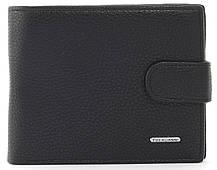 Стильний класичний чоловічий гаманець з штучної шкіри FUERDANNI art. 404