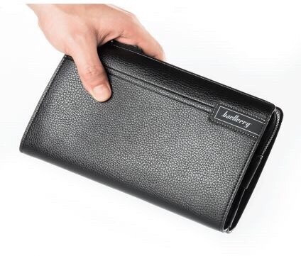 6a2fd67beea5 Мужской клатч Baellerry Gross портмоне,кошелёк,барсетка вместительный.