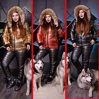 Женский костюм тройка зимний, с 42-82 размер, фото 1
