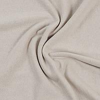 Трикотажная ткань кулир 100% хлопок. Цвет — Серо-бежевый