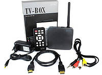 Smart TV Mini PC TV Box Auxtek T001 Android 4.1.1