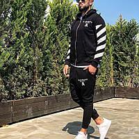Мужской спортивный костюм Black Island, фото 1