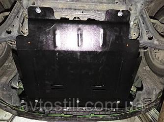 Защита картера двигателя Mazda 2 (DE) 2007-2014   Мазда II