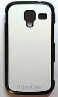 Чехол 2D для Samsung GT-i8160 Черный