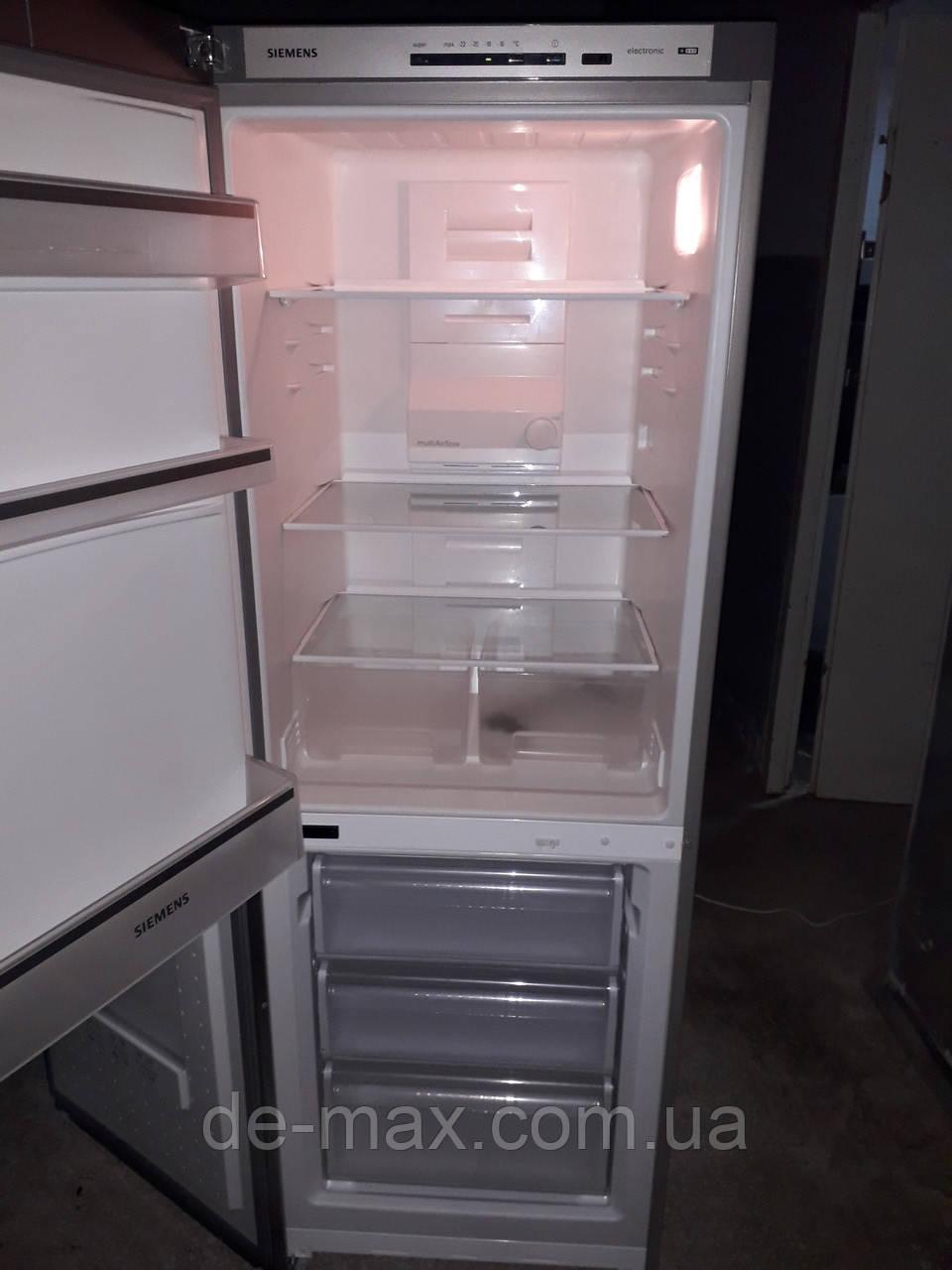 Холодильник Siemens KG33NX70 No Frost 170 см нержавеющая сталь