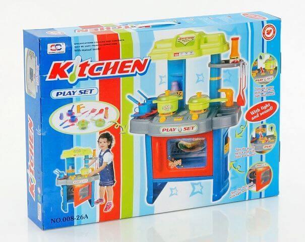 Игровой набор Кухня 008-26 А Xiong Cheng