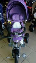 Детский трехколесный велосипед Crosser T-503 ECO AIR, фото 3