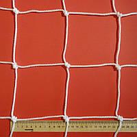Сетка заградительная D 3,5 мм. 12 см. ячейка оградительная, для спортзалов, стадионов, спортплощадок.