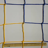 Сетка заградительная D 3,5 мм.15 см. ячейка оградительная, для спортзалов, стадионов, спортплощадок