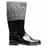 Резиновые сапоги женские высокие Rainy Craft OLDCOM Олдком