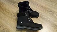 Женские зимние ботинки (черный), 36 р., фото 1