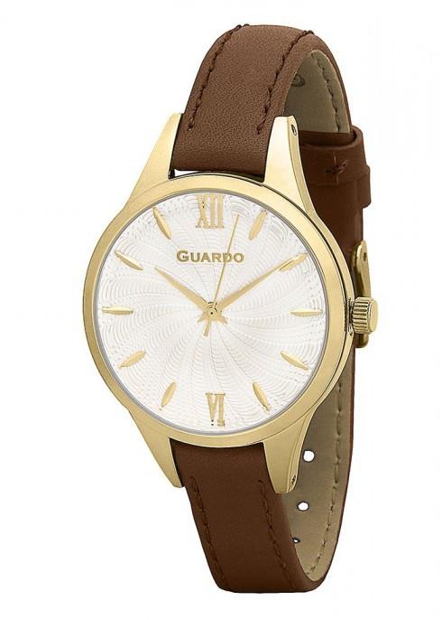 Женские наручные часы Guardo B01099 GGBr