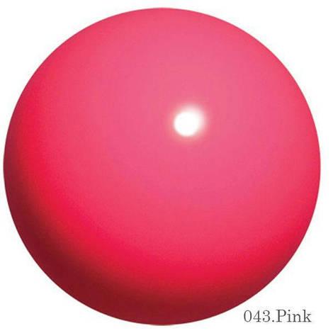 Мяч Chacott ORIGINAL Practice цвет: Pink / Мяч Юниорский (170 мм) 301503-0007-58-043